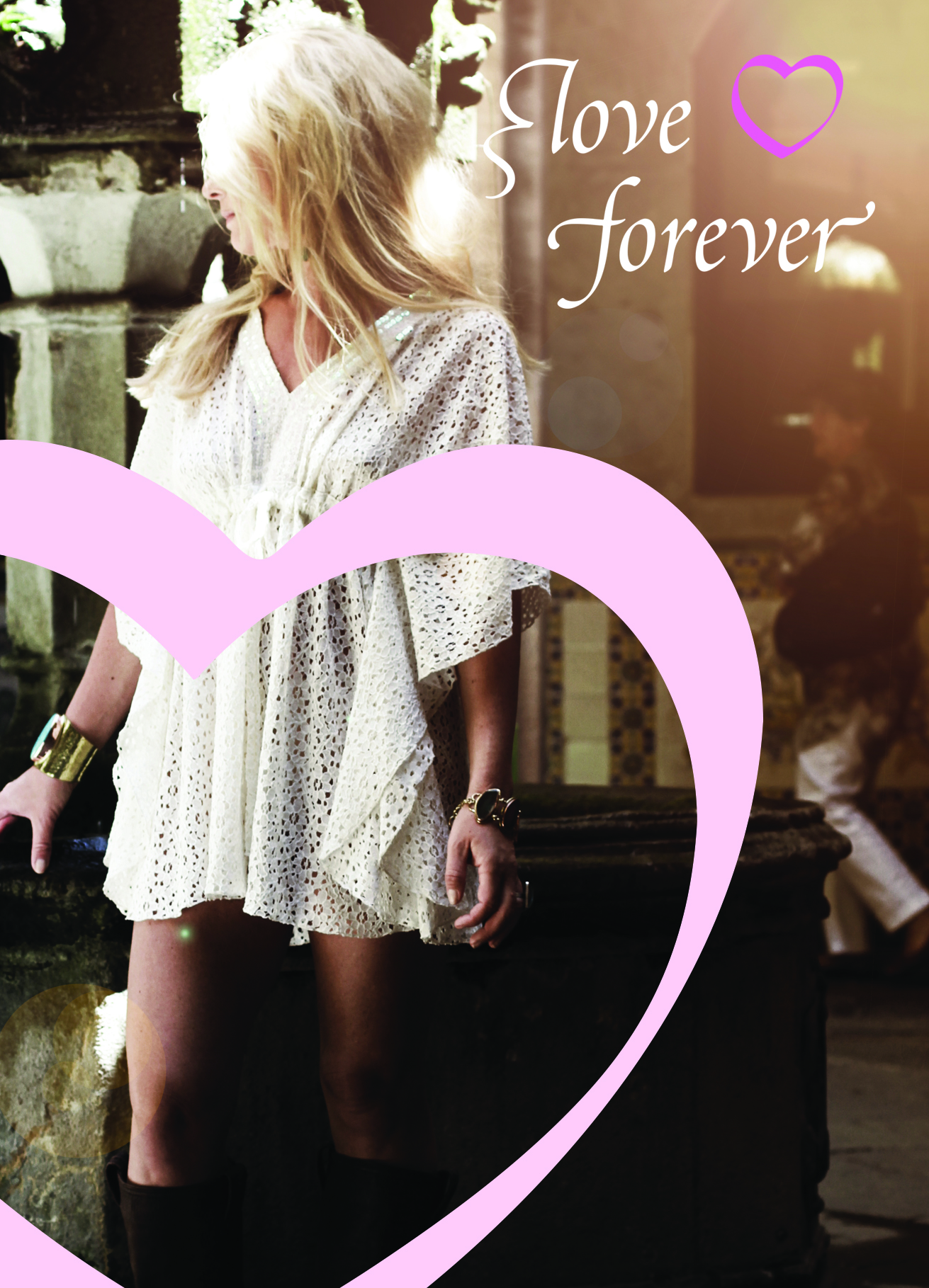 Grafisk form katalog Love Forever